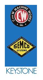 CW SEMCO KEYSTONE Logos